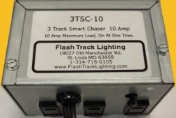 3 Track Smart Chase Lighting Controller