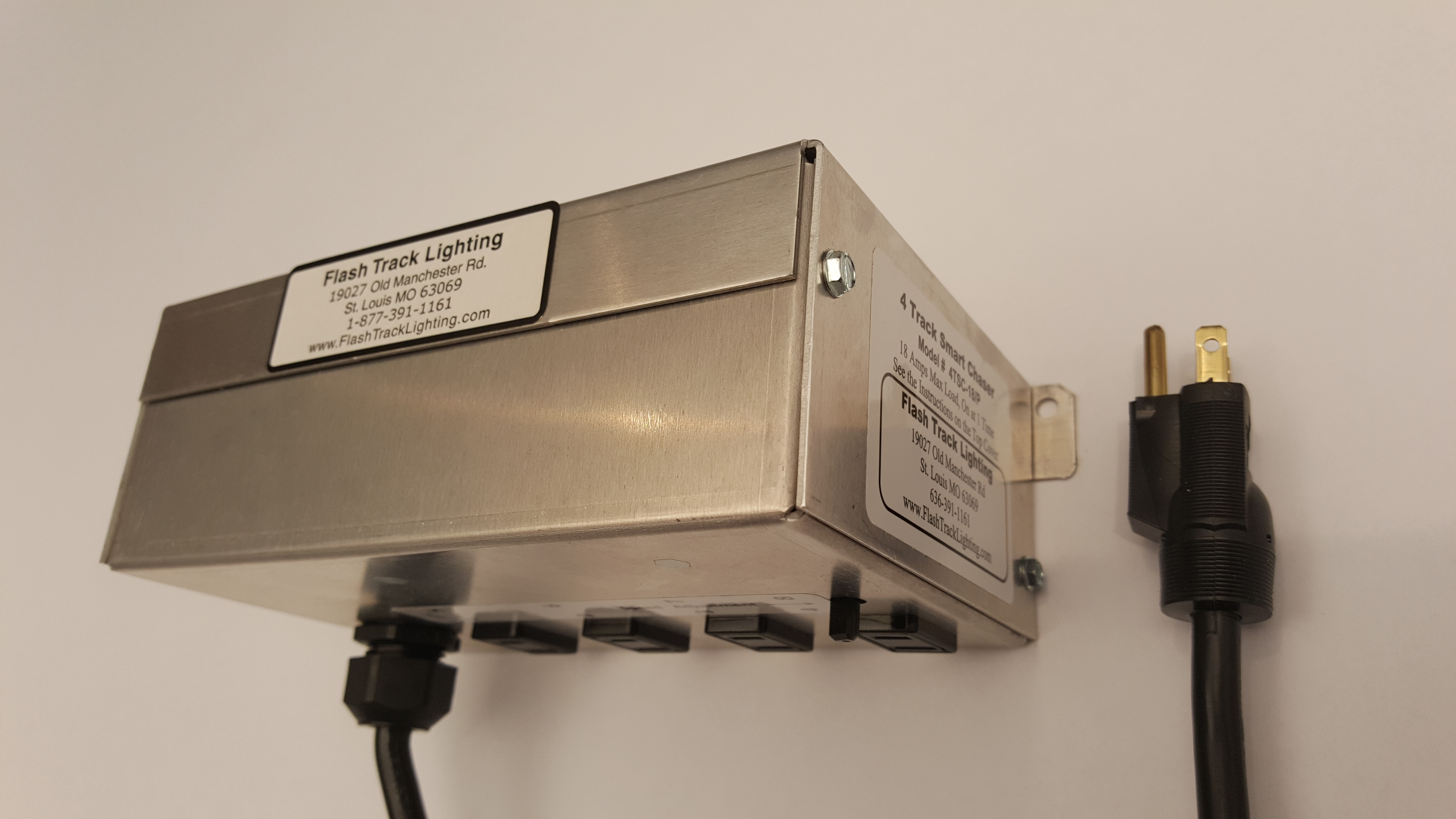 4tsc cover photo chase light controllers by flash track lighting 4tsc cover photo aloadofball Choice Image